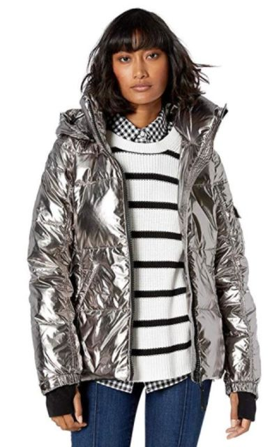 S13 Kylie Down Puffer Jacket