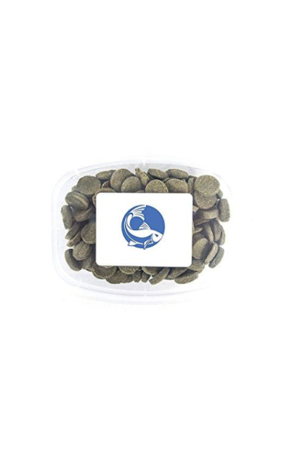 Aquatic Arts Algae Wafers - Sinking Food for Live Aquarium Shrimp, Fish (Pleco/Tetra), Snails, Bottom Feeders - High Protein Spirulina Blend - 6oz