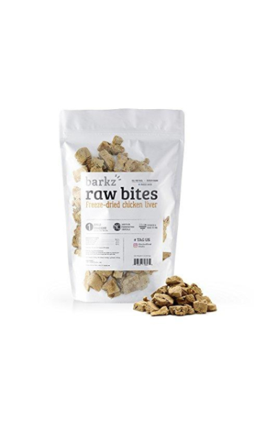 Barkz Raw Bites Freeze-Dried Treats