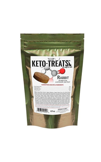Ketogenic Pet Foods - KETO-TREATS - High Protein, High Fat, Low Carb, Starch Free Dog & Cat Treats