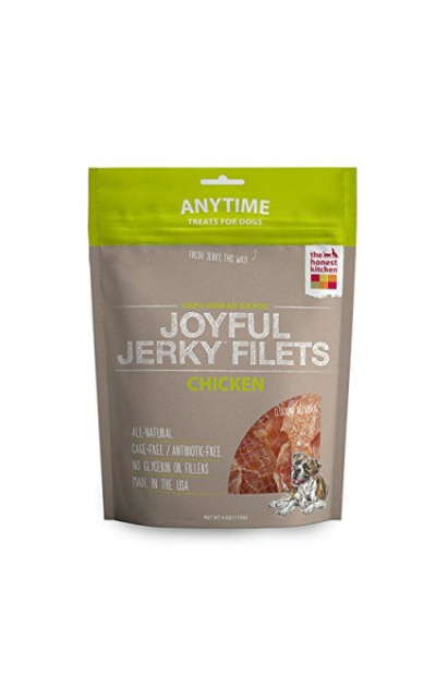Honest Kitchen The Joyful Jerky: Natural Human Grade Dehydrated Jerky Dog Treats