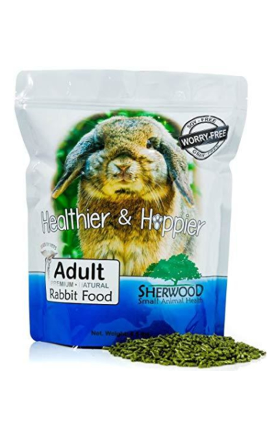 Sherwood Pet Health Rabbit Food, Adult Timothy Blend (Grain & Soy-Free)