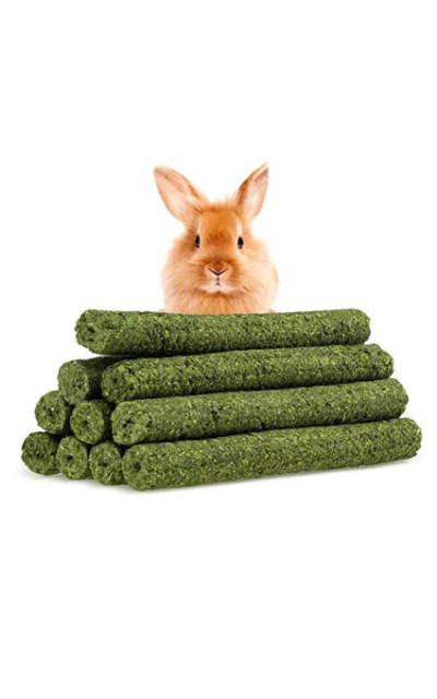 ULIGOTA Timothy Hay Chew Sticks Pet Chew