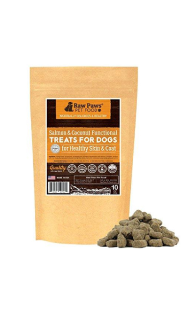 Raw Paws Natural Dog Supplement Soft Chew Treats