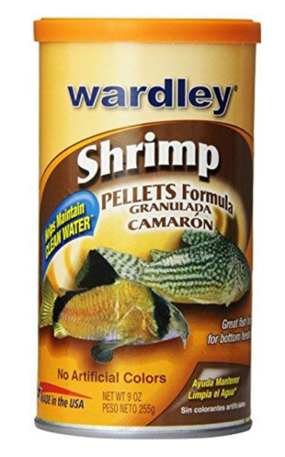 Wardley Shrimp Pellets