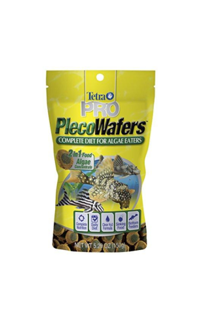 Tetraveggie Algae Wafers Complete Diet For Algae Eaters