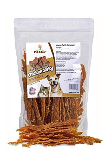 Pet Eden Chicken Jerky Dog Treats