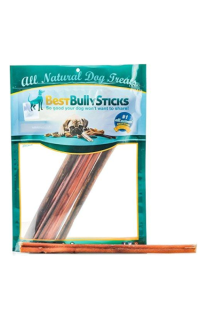 Best Bully Sticks 100% Natural Bully Sticks (8oz. Bag)