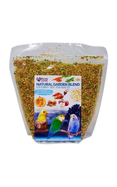 Birds LOVE All Natural Garden Blend Bird Food