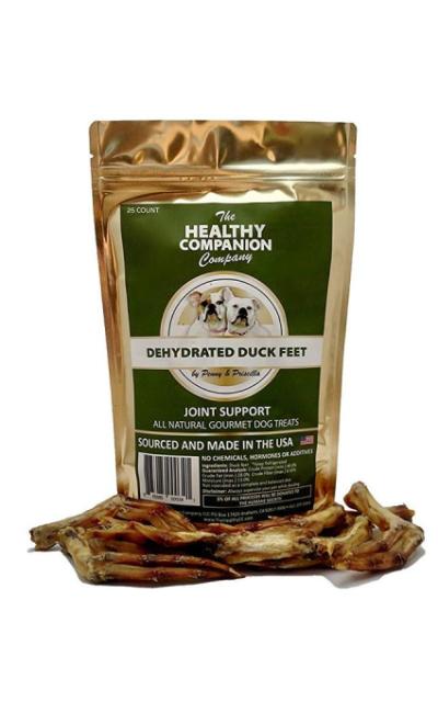 The Healthy Companion Company Duck Feet