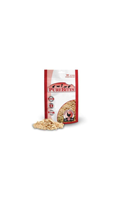PureBites Chicken Breast Freeze-Dried Treats Cats