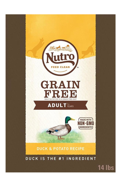 Nutro Grain Free Adult Dry Cat Food