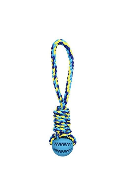 TAILMATE Dog Rope Chew Toys with Ball