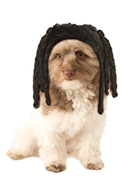 Rubies Costume Dreadlocks Dog Wig