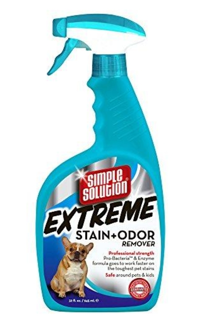 Simple Solution Extreme Pet Stain and Odor Remover