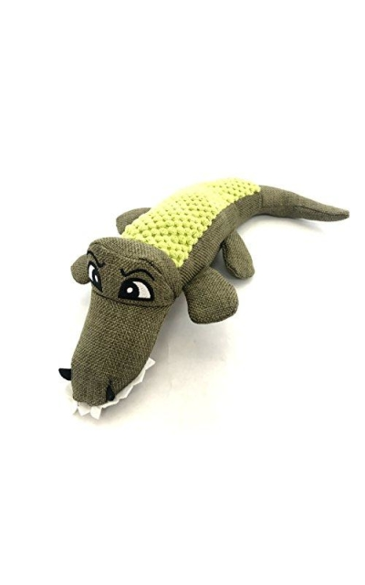Sancho & Lola's Closet Medium Plush Dog Toys with Squeaker or Quacker for Interactive Play Supporting Rescue Dogs Since 2015