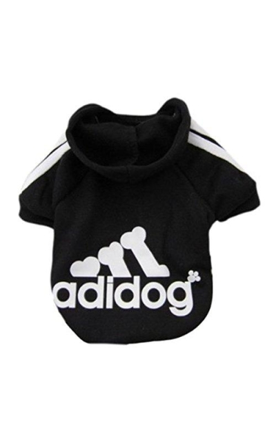 Idepet Pet Dog Adidog Jacket