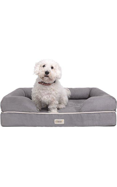 Friends Forever Orthopedic Dog Bed Lounge Sofa