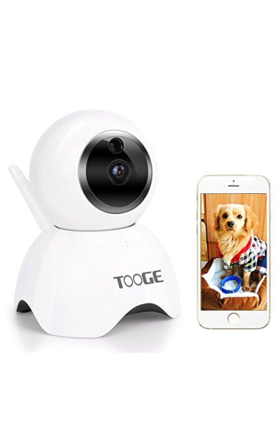 TOOGE Pet Camera,  2 Way Audio and Motion Detection