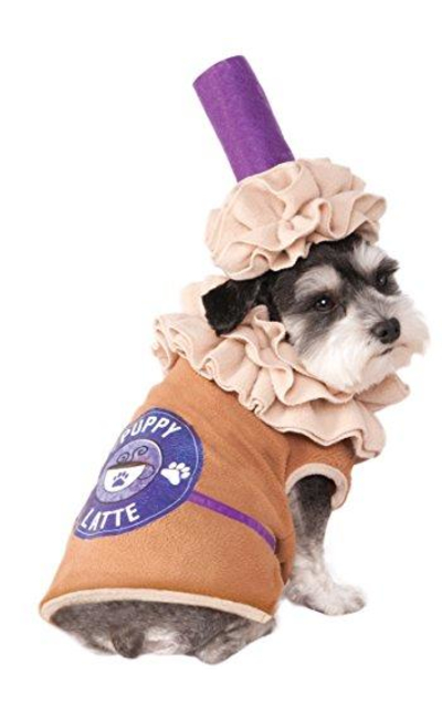 Rubie's Puppy Latte Pet Costume