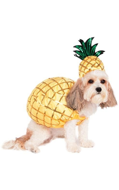 Rubie's Pineapple Pet Costume-
