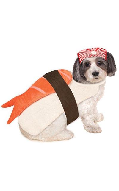 Rubies Costume Company Sushi Pet Costume