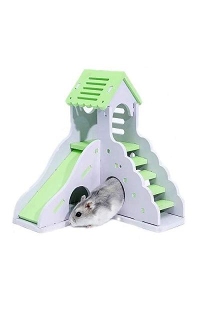 Kathson Hamster House Hideout Hideaway