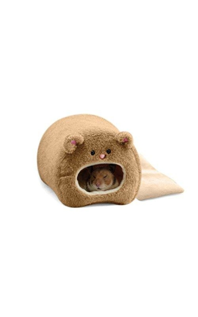 Winter Warm Bed House Cage Toys