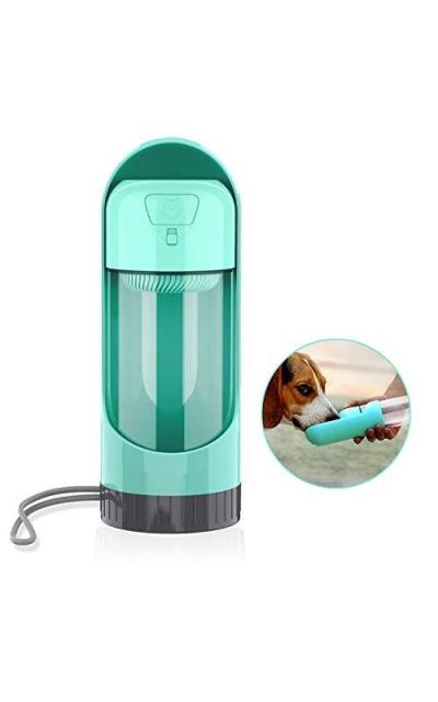 UPSKY Dog Water Bottle Leak-Proof Portable Dog Water Bottle Bowl