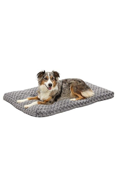 MidWest Homes for Pets Deluxe Pet Beds | Machine Wash & Dryer Friendly w/ 1-Year Warranty