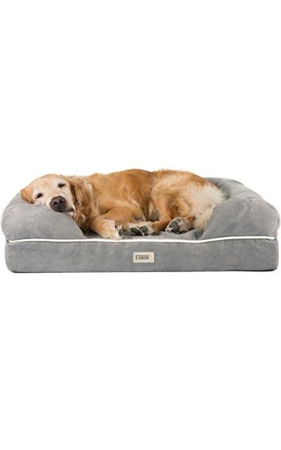 Friends Forever Orthopedic Dog Bed Lounge Sofa