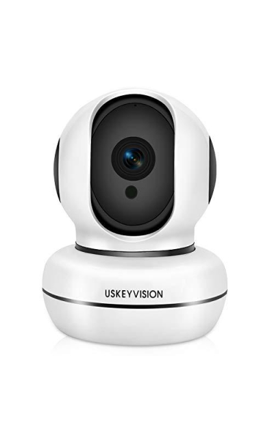 USKEYVISION Pet Camera for Dog Cat WiFi Camera with Phone APP Home Security