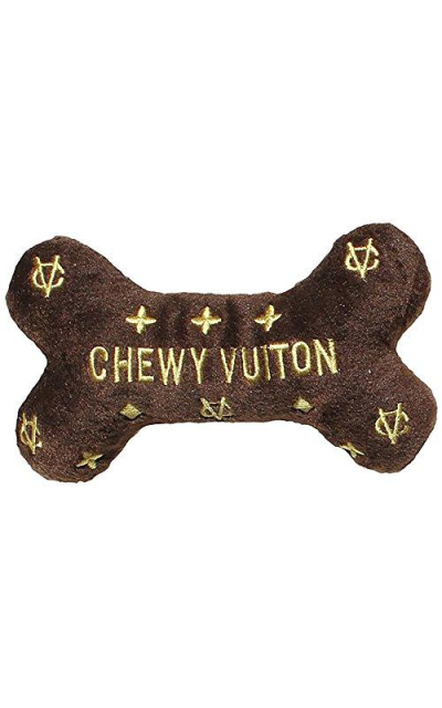 Dog Diggin Designs Runway Pup Collection | Unique Squeaky Plush Dog Toys – Prêt-à-Porter Dog Bones, Balls & More