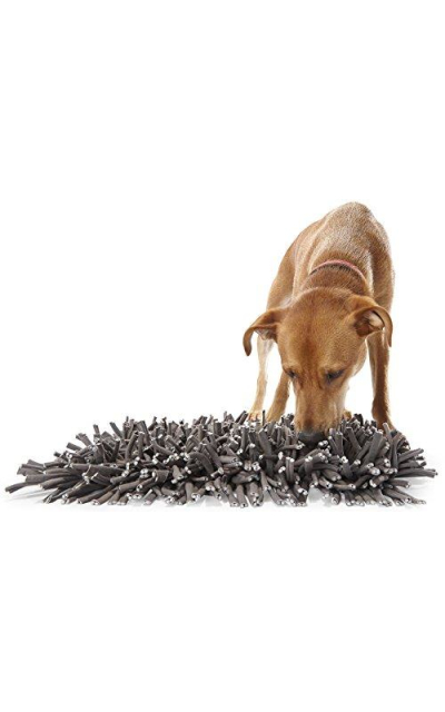 "Wooly Snuffle Mat - Feeding Mat for Dogs (12"" x 18"")"