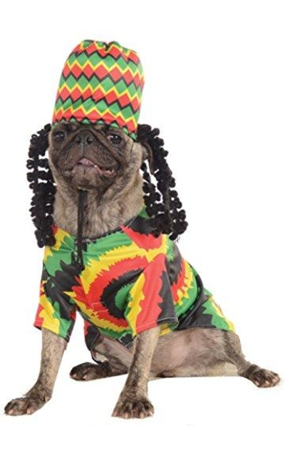 Rubie's Rasta Big Dog Boutique