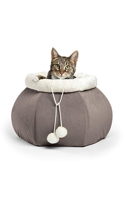 Best Friends by Sheri 4-in-1 Kitty Pouch-Cuddler in Ilan, 14'x14 x 10