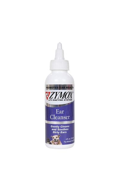 Pet King Brands Zymox Ear Cleanser With Bio-Active Enzymes