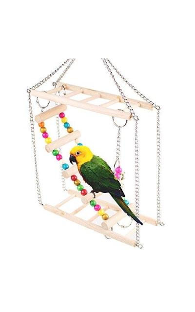 Bird Ladder Parrot Toys