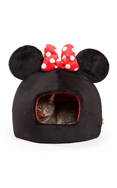 Disney Mickey & Minnie Mouse Dog/Cat Bed Collection