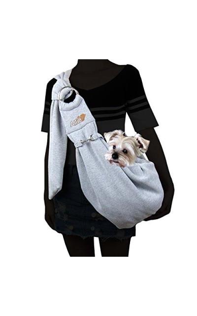 Alfie Pet Petoga Couture - Chico Reversible Pet Sling Carrier