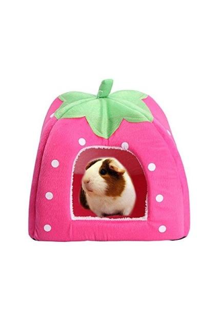 FLAdorepet Rabbit Guinea Pig Hamster House