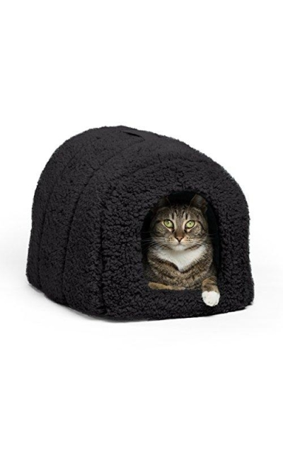 Best Friends by Sheri Pet Igloo Hut, Sherpa
