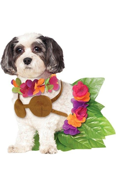 Rubie's Hula Girl Pet Costume