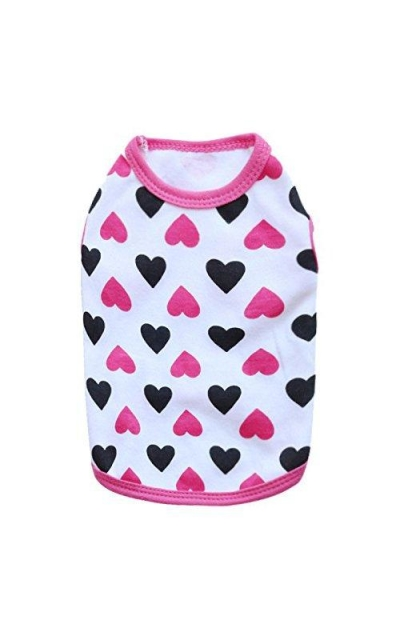 DroolingDog Pet Clothes for Small Dogs