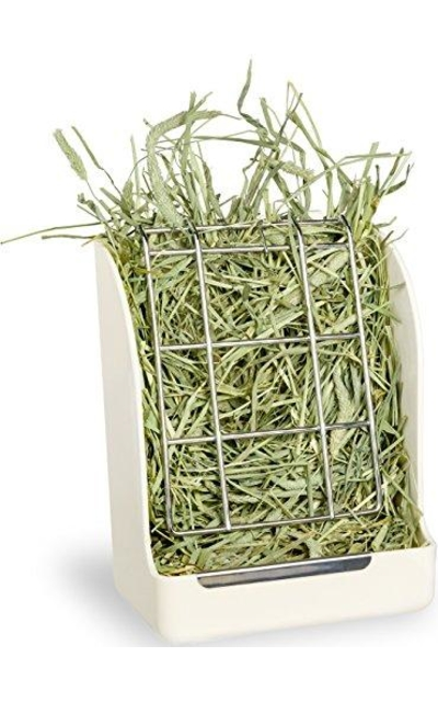 Mkono Hay Feeder Less Wasted Hay Rack Manger