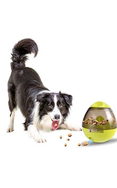 SIPIK Treat Dispensing Dog Toy Dog