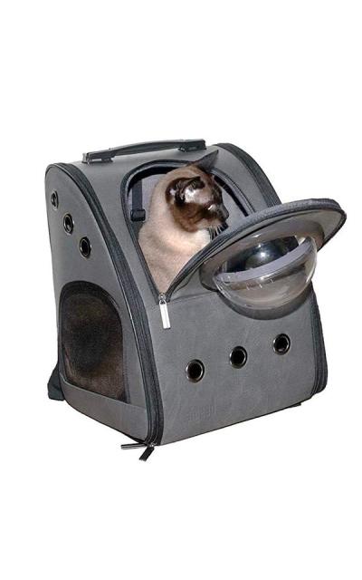Hasgia Cat Backpack Carrier Portable Traveler