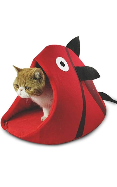 Petgrow Novelty Cat Bed House