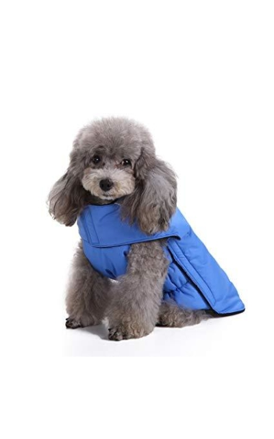 Scheppend Dog Coats Warm Fleece Jacket