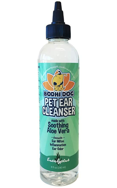 Bodhi Dog Natural Pet Ear Cleaner for Dogs and Cats